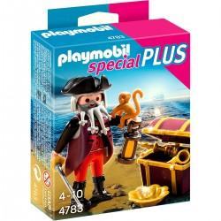 Pirata con cofre