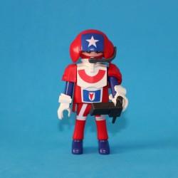 Playmobil Piloto Americano