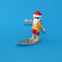 Playmobil Papá Noel Surfeando