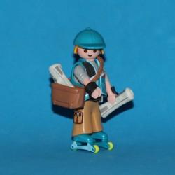 Playmobil Repartidor de...