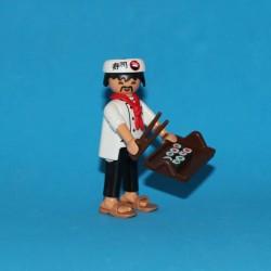 Playmobil Cocinero de Sushi