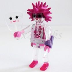 Playmobil Robot Rosa