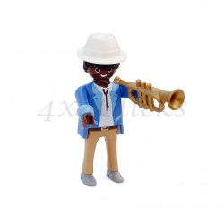 Playmobil Trompetista de Jazz