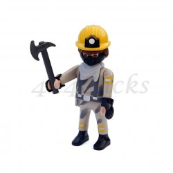 Playmobil Minero
