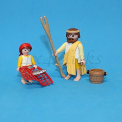 Quirino e hijo (Pescadores)