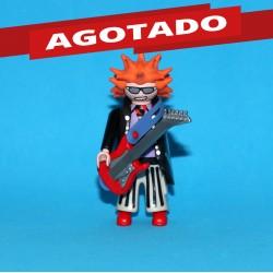 Playmobil Cantante Pelo Pincho
