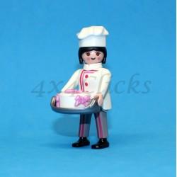 Playmobil Cocinera