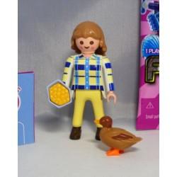Playmobil - Chica con pato