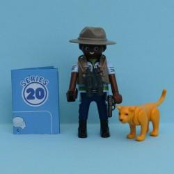 Playmobil - Cuidador Safari