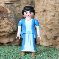 María (Traje Azul)
