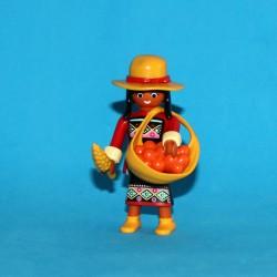 Playmobil Mujer Inca