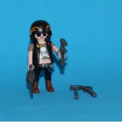 Playmobil Mecánico Heavy