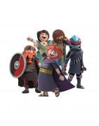 Personajes de la película The Movie para coleccionar (Serie 2)
