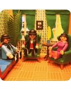 Serie Rosa Playmobil