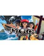 Piratas y Corsarios del Siglo XVI al XVIII