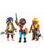 Playmobils Piratas