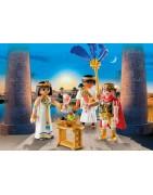 Playmobil Romanos & Egipcios